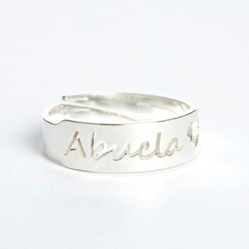anillo abuela